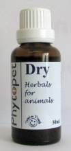 Phytopet Dry to Tone The Urinary Tract