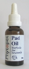 Phytopet Pad Oil for Sore Skin Conditions