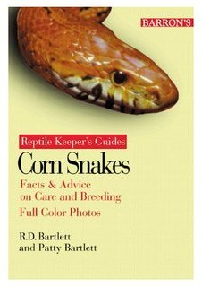 Barrons Corn Snakes Book