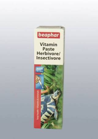 Beaphar Vit Paste Herbivore Small to Meet Vitamin and Mineral Requirements