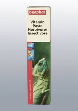 Beaphar Vit Paste Herbivore Large to Meet Vitamin and Mineral Requirements