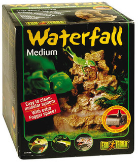 Exo Terra Waterfall With Pump Medium