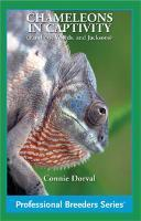 Chameleon in Captivity Book