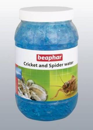 Beaphar Cricket Spider Water 480g