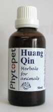 Phytopet Huang Qin For Allergies 50ml