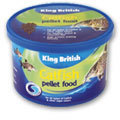 King British Catfish Pellet Food 600g