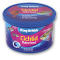 King British Cichlid Flake Food 28g