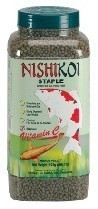 Nishikoi Staple 1125gm Medium Pellet
