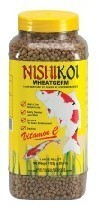Nishikoi Wheatgerm 1125gm Medium Pellet