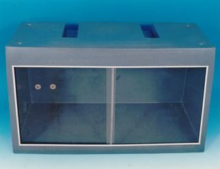 "Pennine 36"" Glass Fronted Vivarium"