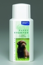 Sherley's Puppy Shampoo Suitable For Puppies Over 6 Weeks of Age