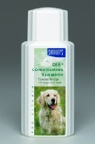 Sherley's Deep Conditioning Contains Pro Vitamin B5