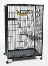 The Tower Cage For Chinchillas