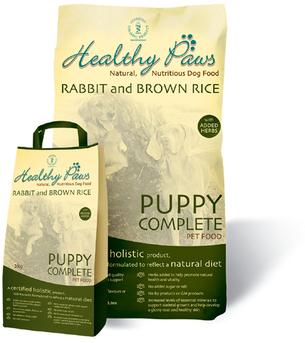 Healthy Paws Holistic Puppy Food 2 Kg