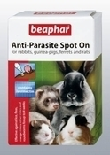 Beaphar Anti Parasite Spot on Rats