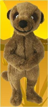 Good Boy Meerkat Dog Toy