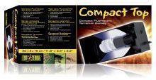 Exo Terra 30cm Compact Fluorescent Terrarium Canopy