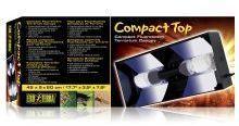 Exo Terra 45cm Compact Fluorescent Terrarium Canopy