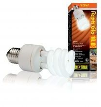 Exo Terra Reptile Glo 10 0 Compact Fluorescent Bulb