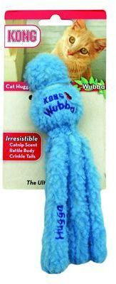 KONG Cat Hugga Wubba Cat Toy
