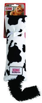 KONG Cat Kickeroo 2 Cow Cat Toy