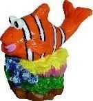 PPI Clown Fish Ornaments 3""