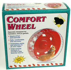 Ppi Comfort Wheel For Hamsters