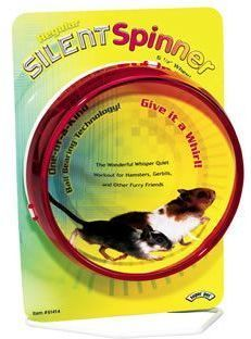 "Superpet Silent Spinner 6.5"" For Hamsters"