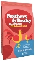 Feathers and Beaky Free Range Chick Crumbs 4kg