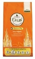 Excel Guinea Pig 2kg Burgess Pet Care
