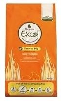 Excel Guinea Pig 2kg Burgess Pet Care