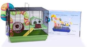 Charlie Hamster Cage Pet Home