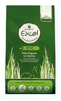 Excel Rabbit Food Adult 10 Kg