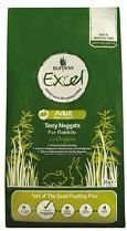 Excel Rabbit Adult With Oregano 2kg Burgess Pet Care