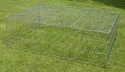 Harrisons Appleby Small Animal Chicken Run 180x120x60cm
