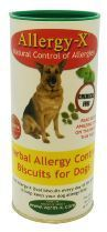 Allergy X Treats For Dogs 150g