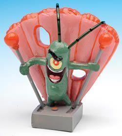 Sponge Bob Mini Plankton