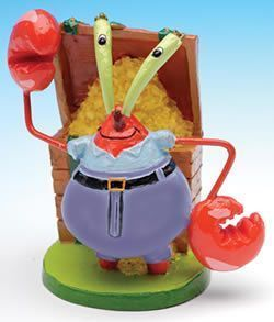 Sponge Bob Mini Mr Krabs