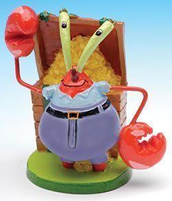 Sponge Bob Mini Mr Krabs