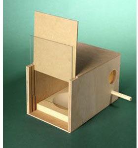 Budgie Breeding Nest Box