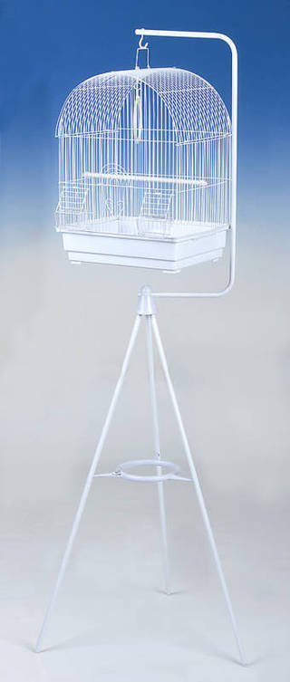 Tripod Bird Cage Stand