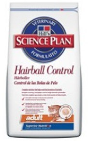 Hills Hairball Control Cat Food 1.5kg
