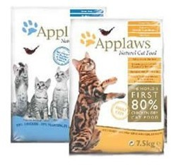 Applaws Natural Complete Adult 80% Chicken Cat Food 7.5 Kg