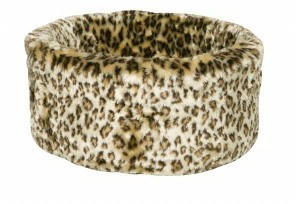 Leopard Cat Bed 42 Cm
