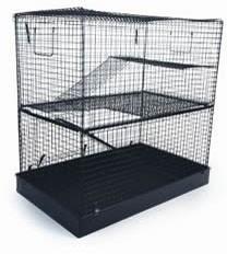 Pennine Chinchilla Cage 69x43x69cm