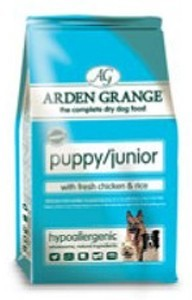 Arden Grange Puppy Junior 12Kg
