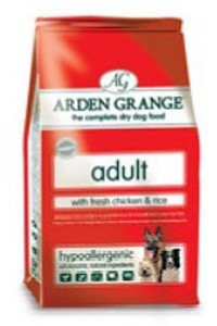Arden Grange Chicken Dog Food and Rice 6Kg