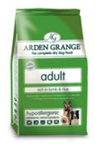 Arden Grange Lamb and Rice Dog Food 2kg