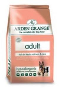 Arden Grange Salmon Dog Food 2Kg