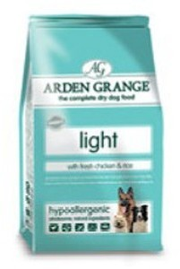 Arden Grange Light Dog Food 6Kg